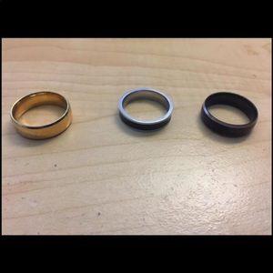 Other - Men Wedding rings.